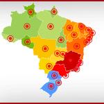 Mapa de Rastreamento Veicular
